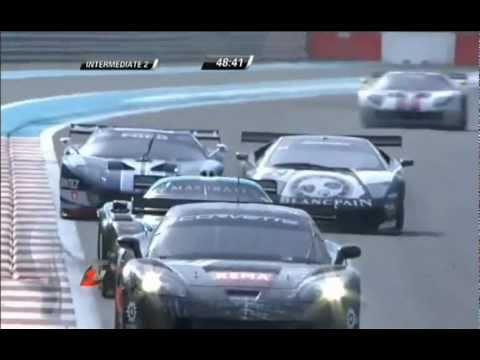 2010 FIA GT1 Rd1 Abu Dhabi Race1