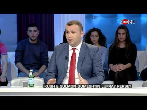 Zone e lire - Dajti Prifti - Kush e sulmon qumeshtin Lufra? Perse?! (28 shkurt 2015)