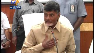 Will Provide Grocery To Everyone In Cyclone Affected Areas Free Of Cost   AP CM Chandrababu - ETV2INDIA