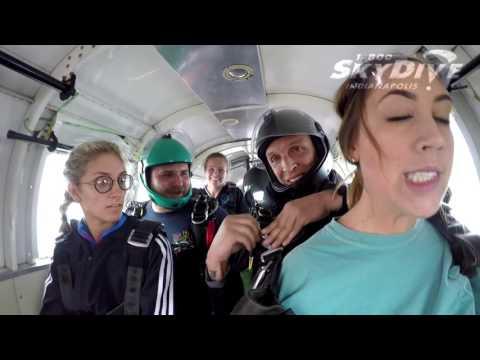Madeline Sciarra's Tandem skydive!