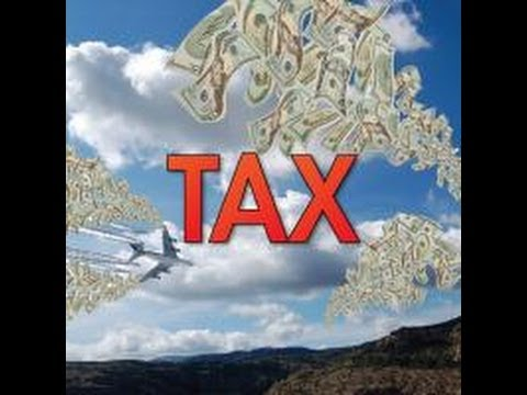 Congress Grounding Airline Passengers With Tax Hike   YouTube 240p