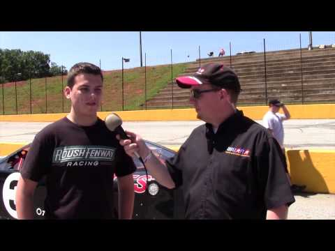 MSB at Anderson 6-14-13 Michael Lira Pre-Race Interview