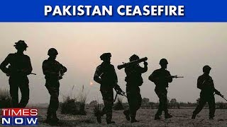 Pakistan Troops Ceasefire Again, Six Civilians Injured And One Killed - TIMESNOWONLINE