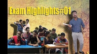 Exam Highlights#01 l Telugu Short Film l Reel Life Action - YOUTUBE