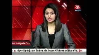 UP Cops On Encounter Spree Against Culprits - AAJTAKTV