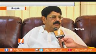 Anam Ramanarayana Reddy Face To Face On To Quits TDP Rumours | iNews - INEWS