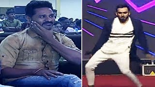 Yashwanth Master Excellent Performance @ Prabhu Deva's Lakshmi Movie Audio Launch | TFPC - TFPC