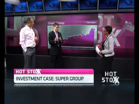 Supergroup Share Price Supergroup