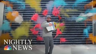 Rock Band OK Go Creates Online Resource To Help Educators Teach Science | NBC Nightly News - NBCNEWS