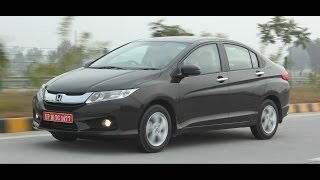 2014 New Honda City Diesel Review | India