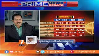 Debate On  Exit Polls 2018 Survey And Voting  Percentage Increase Advantages | Part-1 | iNews - INEWS