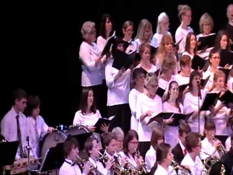 SVC & MHS concert band - Family Christmas Celebration