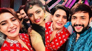 Samantha Akkineni At Zee Telugu | Sankranthi Sambaralu  2018 Event Photos | Samantha Recent Images - RAJSHRITELUGU