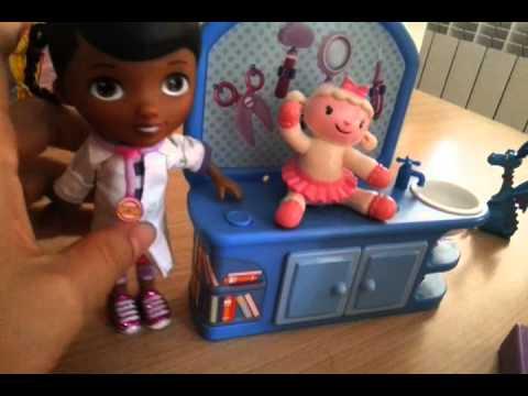Dottoressa Peluche STORIA: bianchina si è punta (storiella fatta in casa!)