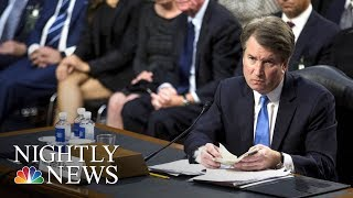Woman Who Penned Confidential Kavanaugh Letter Speaks Out | NBC Nightly News - NBCNEWS