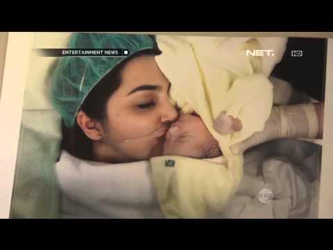 Ashanty telah melahirkan anak pertama