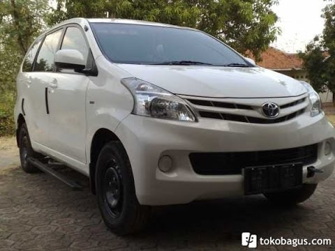 Dijual Toyota Avanza All New 2013