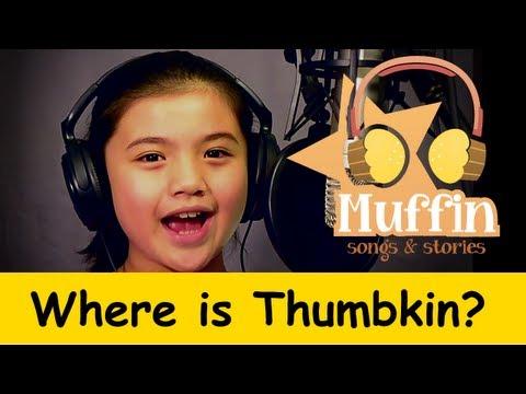 Muffin Songs – Where is Thumbkin Tekerlemeler ve İngilizce Çocuk Şarkıları