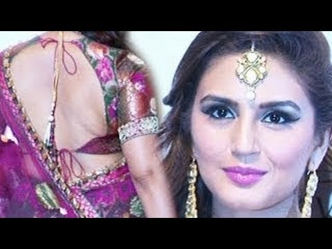 Huma Qureshi, Sania Mirza at Indian Bridal Fashion Week 2013 Day 4 | Riteish, Adhyayan Suman