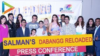 EXCLUSIVE: Dabangg Reloaded Press Conference in Atlanta - HUNGAMA