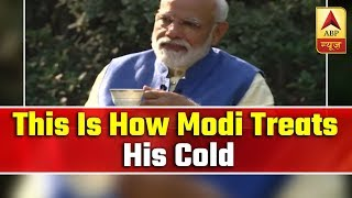 I go for severe fasting to treat cold, cough, says PM Modi - ABPNEWSTV