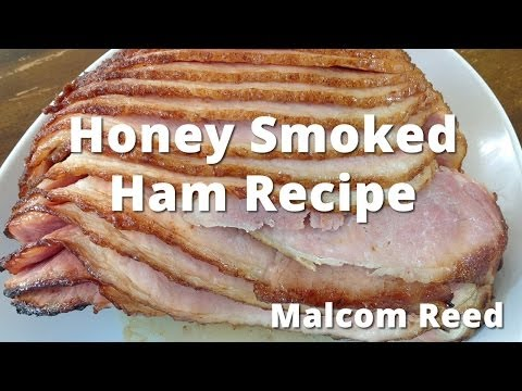 Honeybaked Ham Recipe | How To Smoke A Honeybaked Ham