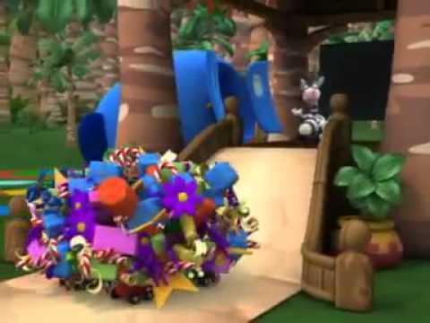 Przystanek Dżungla - Urodziny Skuterki - Oglądaj w Disney Junior!