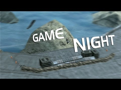 Game Night: Halo Reach - Joy Riders