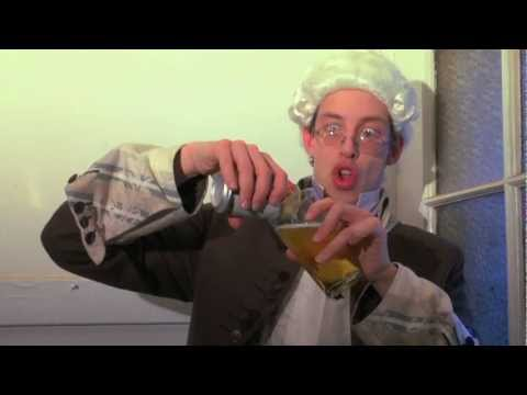 Benjamin Franklin's 220 Modern Synonyms for Drunk (The New Drinker's Dictionary)