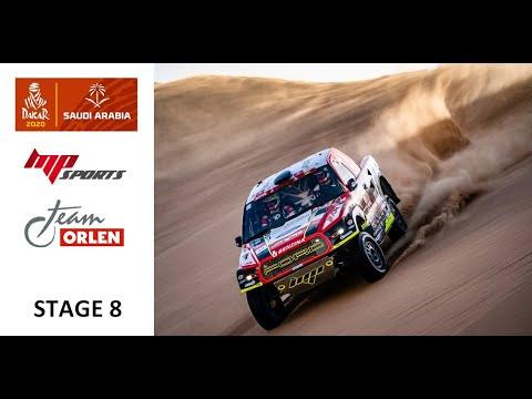Autoperiskop.cz  – Výjimečný pohled na auta - Skvěle rozjetá osmá etapa Dakaru Prokopovi bohužel nevyšla, dobrý skutek nebyl odměněn
