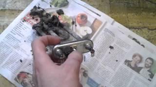 Ремонт стиральной машины Bosh, замена тэна