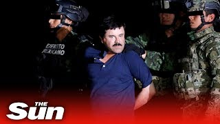 El Chapo found guilty of all counts - THESUNNEWSPAPER