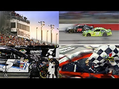 Darlington highlights with exclusive in-car audio!
