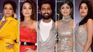 Shah Rukh Khan, Deepika Padukone and others @Filmfare Glamour & Style Awards 2019 | Part 5 - HUNGAMA