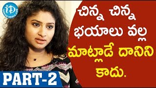 Actress Vishnu Priya Exclusive Interview  - Part#2 || Soap Stars With Anitha - IDREAMMOVIES