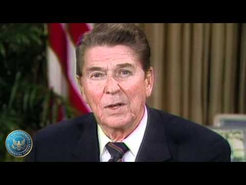 President Reagan's Address to the Nation on the Eve of the Presidential Election - 11/5/84