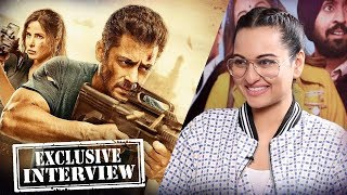 "Sonakshi Sinha: ""I Would Have Loved To Be A Part Of Tiger Zinda Hai"" 
