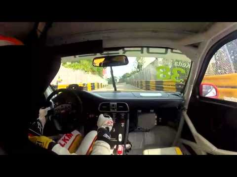 2013 Macau Porsche Carrera Cup Asia Qualify Sawa Flying Lap 2'27.8