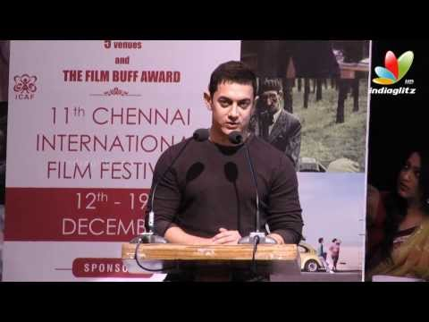 Aamir Khan is a Big Fan of Kamal Hasan