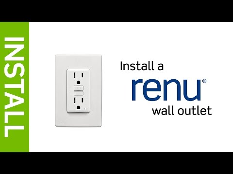 How can I change my electrical outlet to a different color?