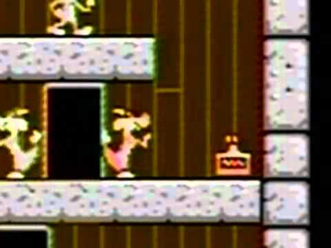 Bugs Bunny Crazy Castle AVGN Review Part 1