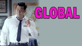 Salman Khan to launch his brand GLOBALLY! | Bollywood News