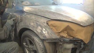 переделка авто после неудачного ремонта. Часть вторая.
