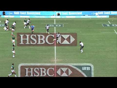 Gold Coast Sevens - Day two highlights