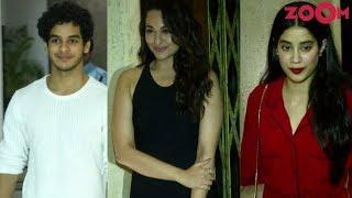 UNCUT Bollywood Stars At Famous Fashion Designer Manish Malhotra's Party - ZOOMDEKHO