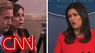 Press unites to fight back against White House - CNN