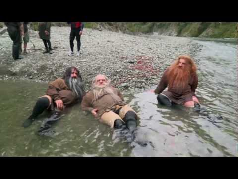 The Hobbit - Production Diaries 5