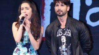 Shahid Kapoor Shakes A Leg At The Infiniti Mall│Haider Promotions - THECINECURRY