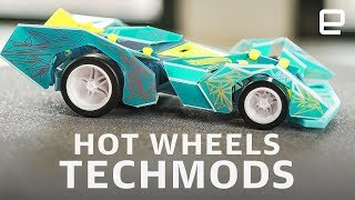 Hot Wheels TechMods: Mobile gaming and RC cars united - ENGADGET
