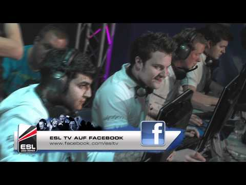 ESL Pro Series Finals Summer 2011 - Highlights Day 1